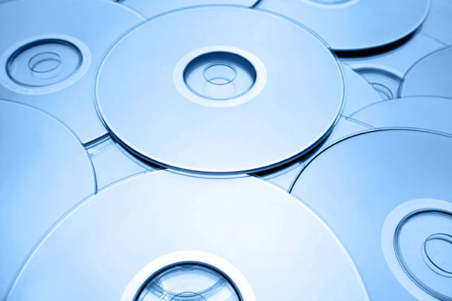 CD/DVD Printing & Replication